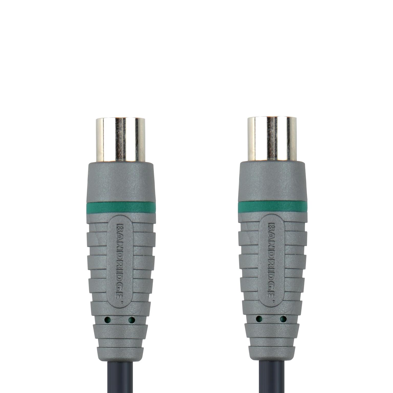 Cable coaxial digital 2 0 m djmania - Cable coaxial precio ...