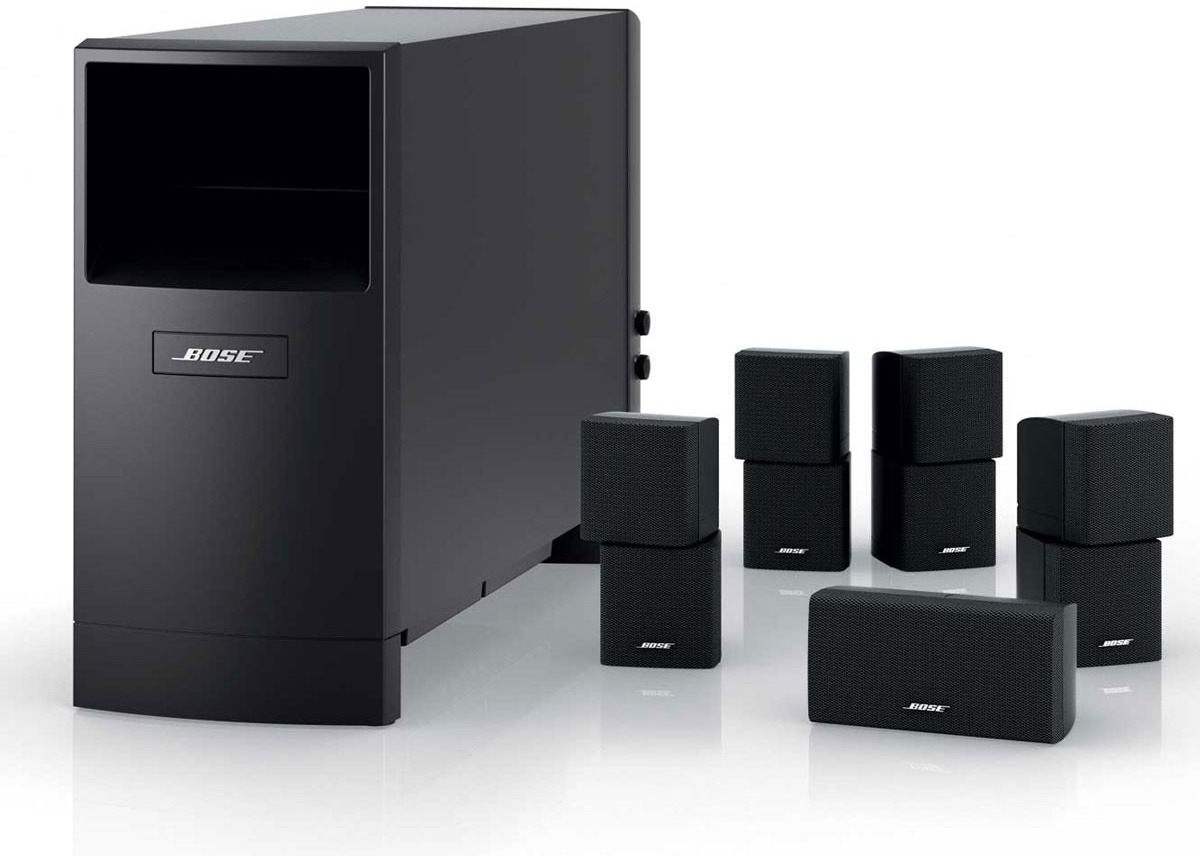 bose acoustimass 10 serie iv djmania. Black Bedroom Furniture Sets. Home Design Ideas