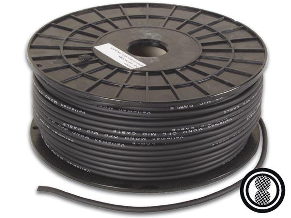 Cable Ofc Para Micr 211 Fono Est 201 Reo Negro Djmania