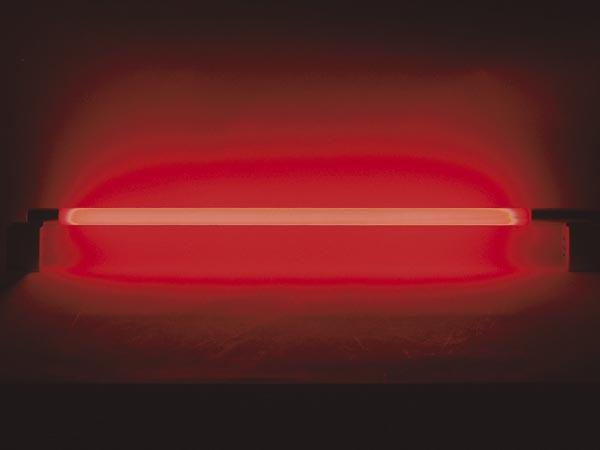 Tubo fluorescente 18w rojo djmania for Tubo corrugado rojo precio