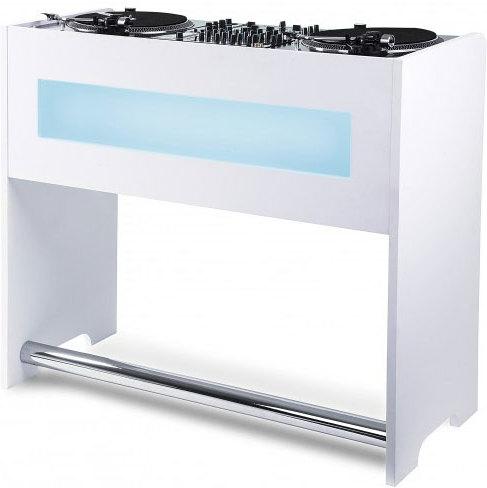 Reloop dj 2 rp 7000 rmx 60 mueble blanco djmania - Muebles para dj ...