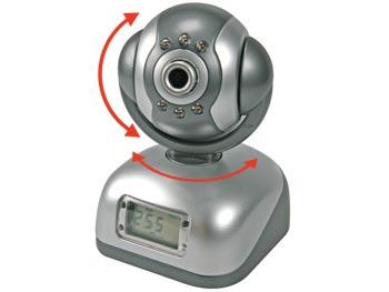 Camara color red ip autonoma djmania for Camara vigilancia autonoma