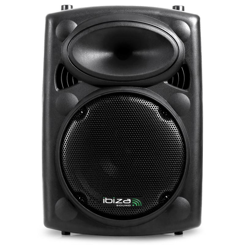 ibiza sound port8vhf n sistema portable con bater a djmania. Black Bedroom Furniture Sets. Home Design Ideas
