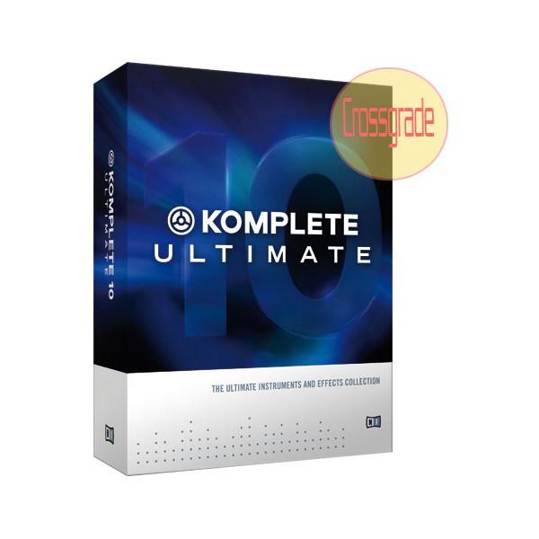 how to download komplete 10 crossgrade