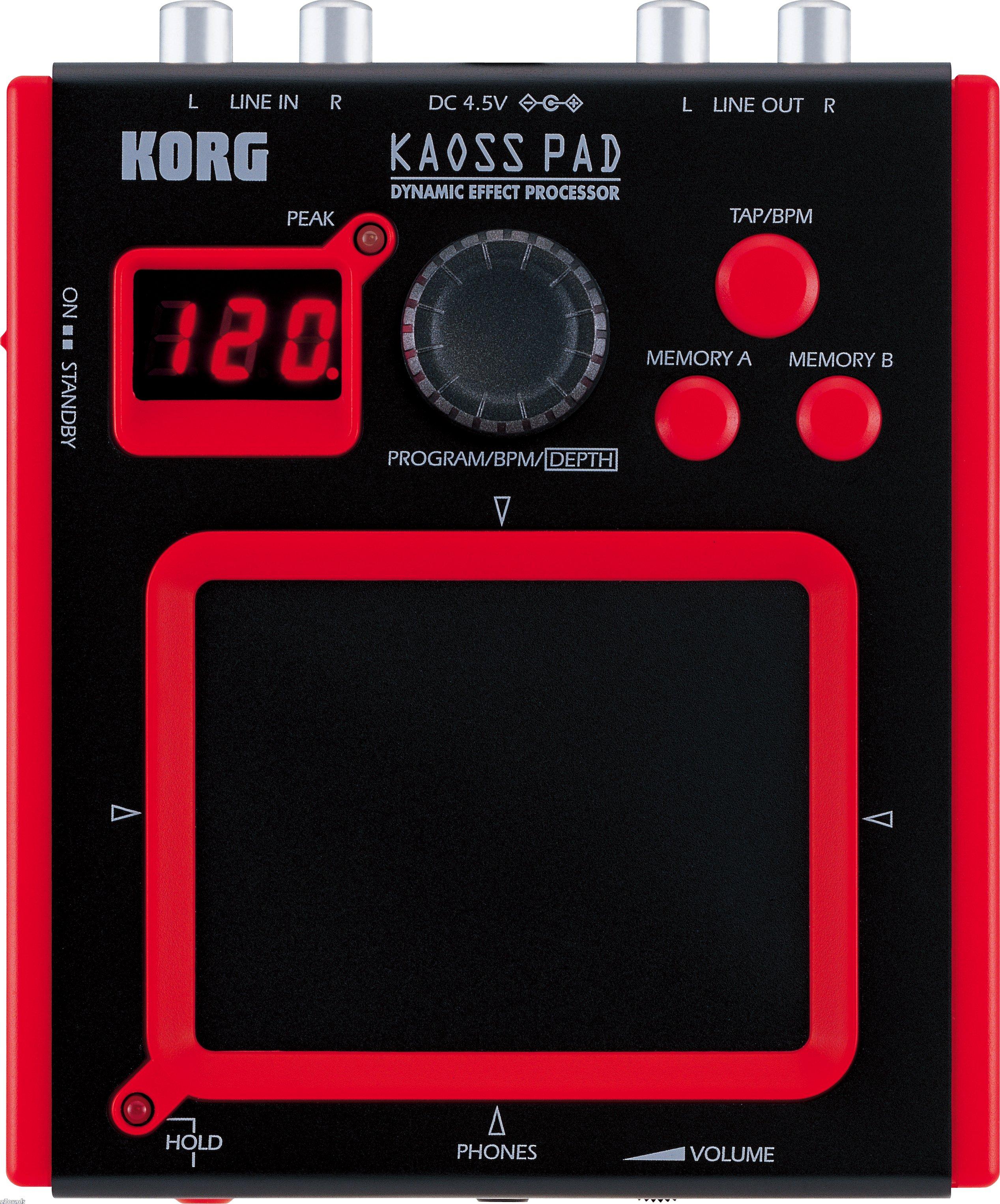 kaoss pad: