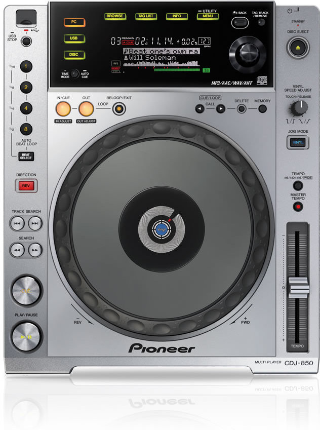pioneer cdj 850 for sale 4cameron. Black Bedroom Furniture Sets. Home Design Ideas
