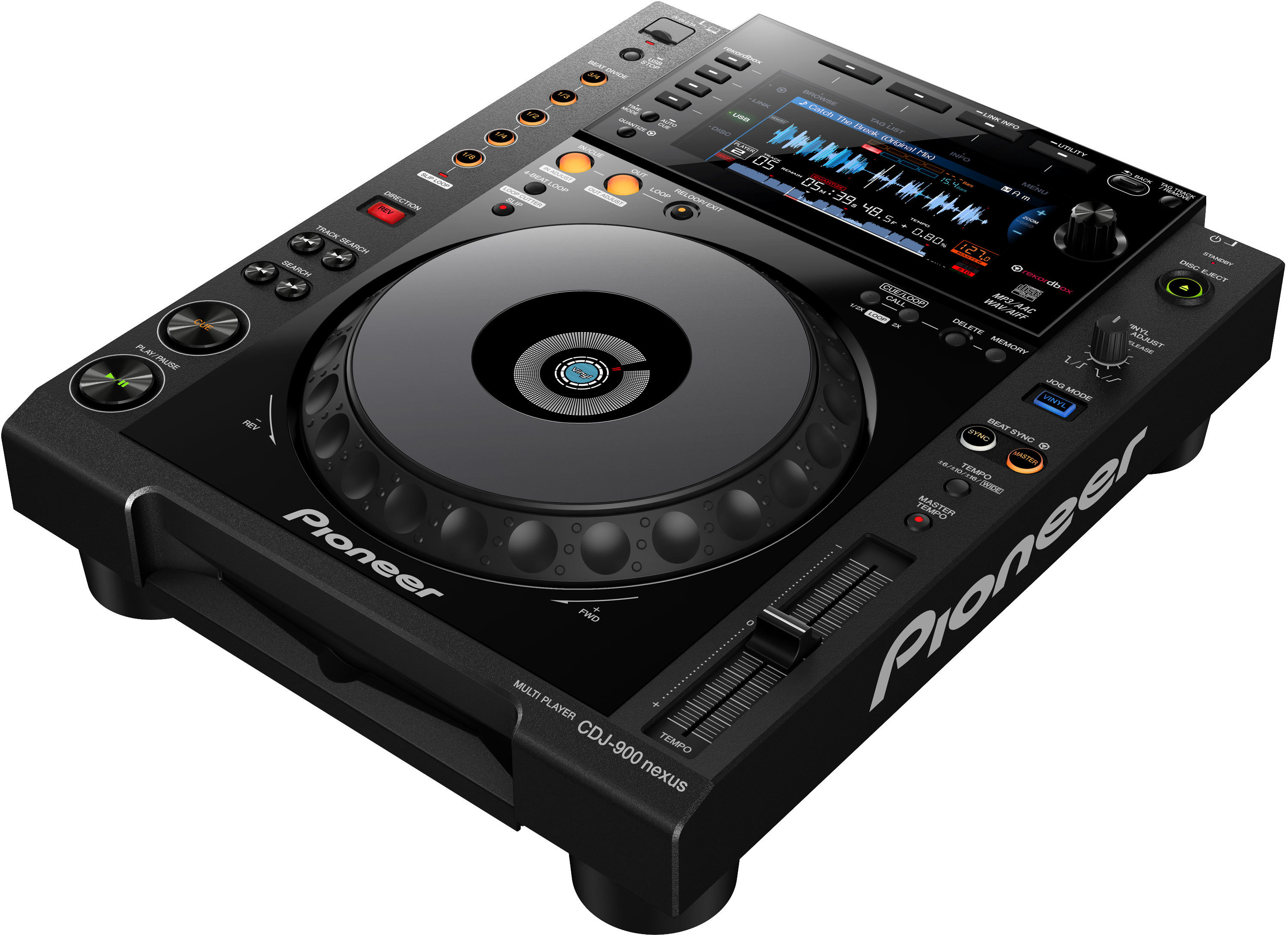 pioneer cdj 2000 nexus firmware update