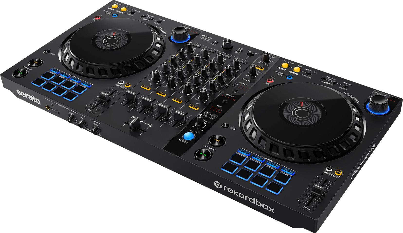 Controladora Pioneer DJ FLX 6