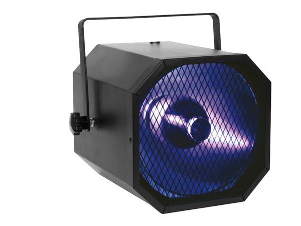 luz proyector: