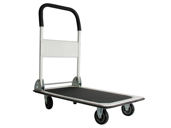 Carretilla de mano con plataforma carga m x 150kg djmania - Precios de carretillas ...