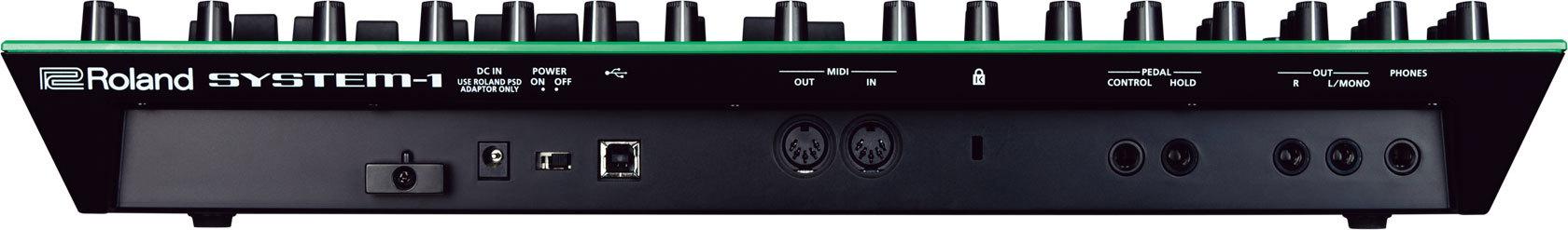 Roland Aira System 1 Djmania