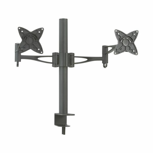 Doble soporte de mesa para tv giratorio e inclinable tooq - Soporte tv giratorio ...