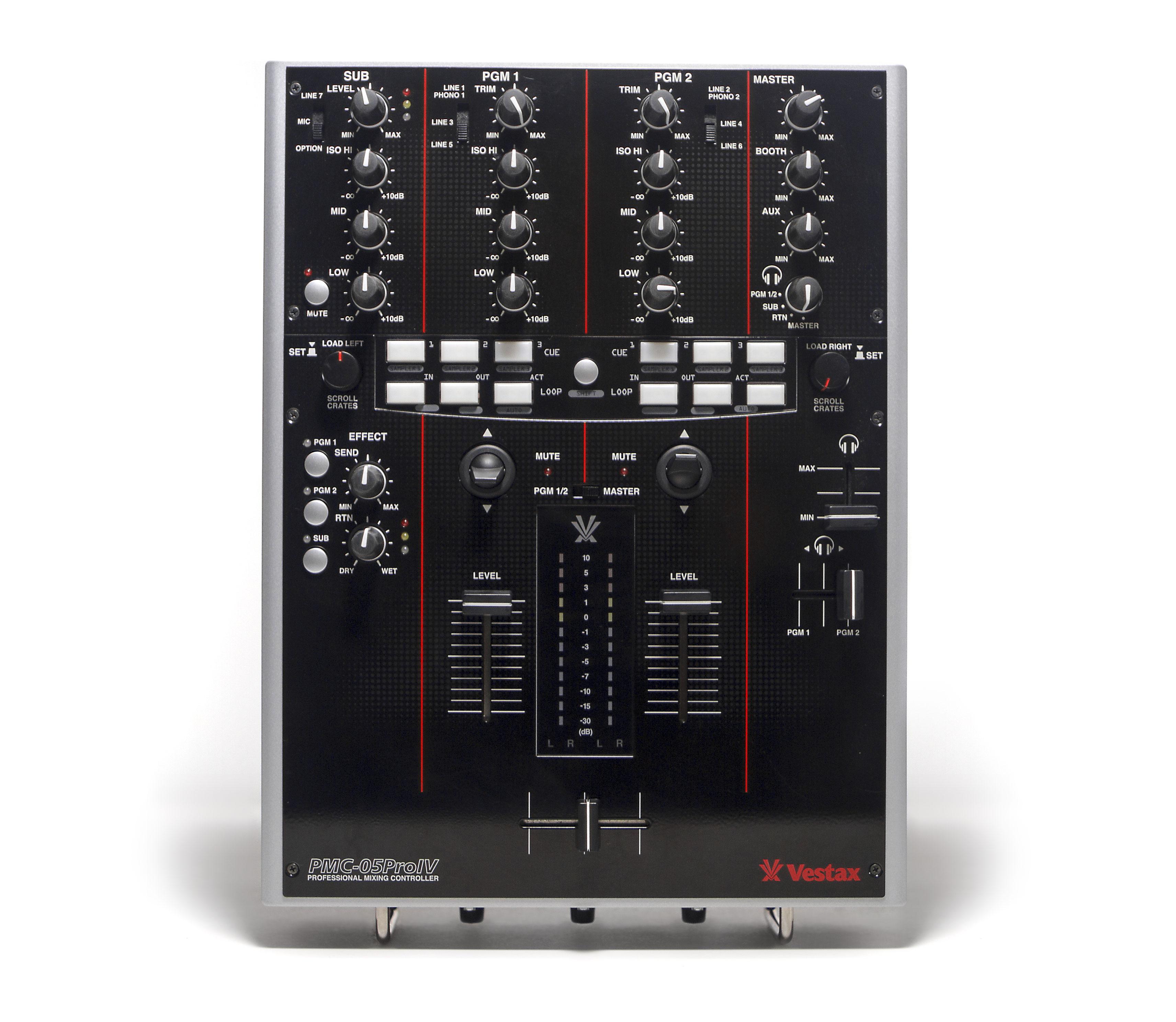 Vestax Pmc 05 Pro 4 de Vestax Pmc 05 Pro4