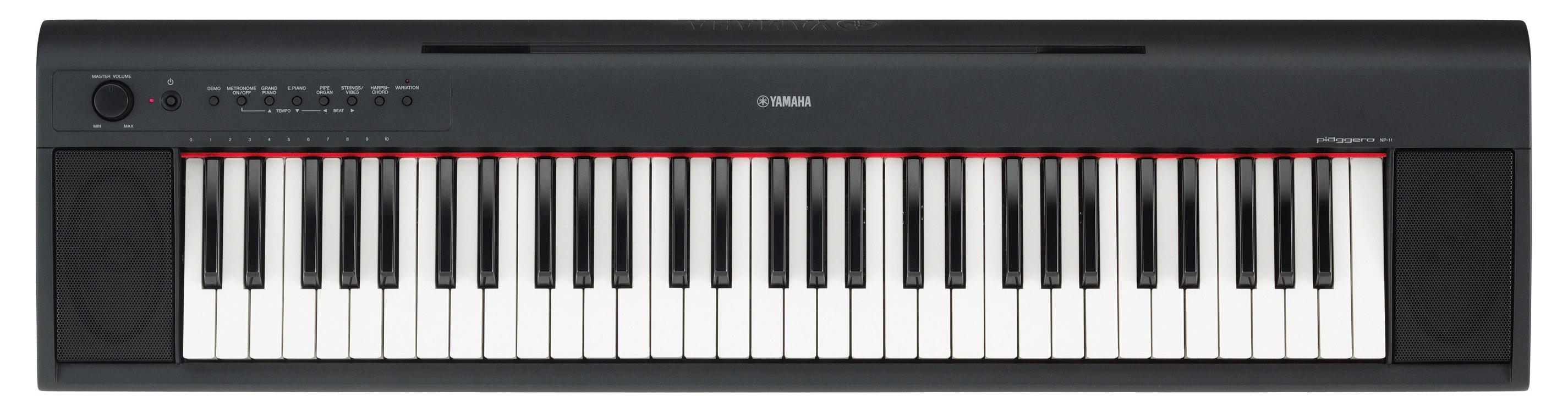 Yamaha instrumentos np11 djmania for Yamaha np11 digital piano