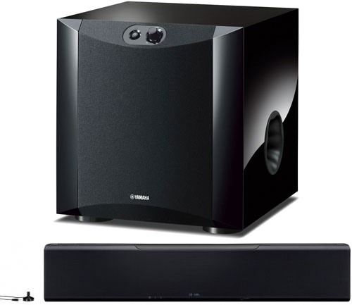 yamaha ysp 5600 subwoofer ns sw300 djmania. Black Bedroom Furniture Sets. Home Design Ideas