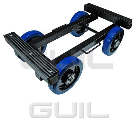 Carro de gran resistencia especial para transportar pianos for Carros para transportar