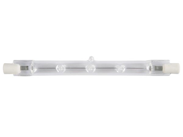 Bombilla hal gena ecol gica lineal r7s 118mm 230w for Bombilla halogena r7s led