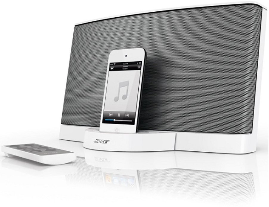 bose sounddock serie ii blanco djmania. Black Bedroom Furniture Sets. Home Design Ideas