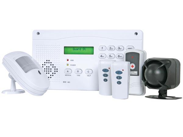 Sistema de alarma inal mbrico djmania - Sistemas de alarma ...