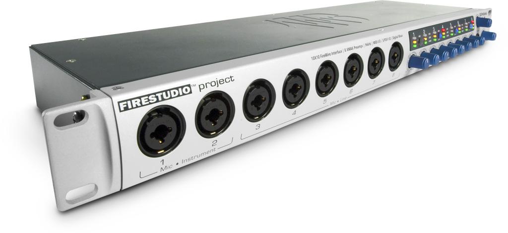 Presonus Firestudio Project - DJMania