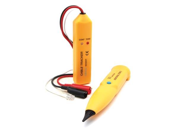 Detector de cables con generador de tonos djmania - Detector cables pared ...