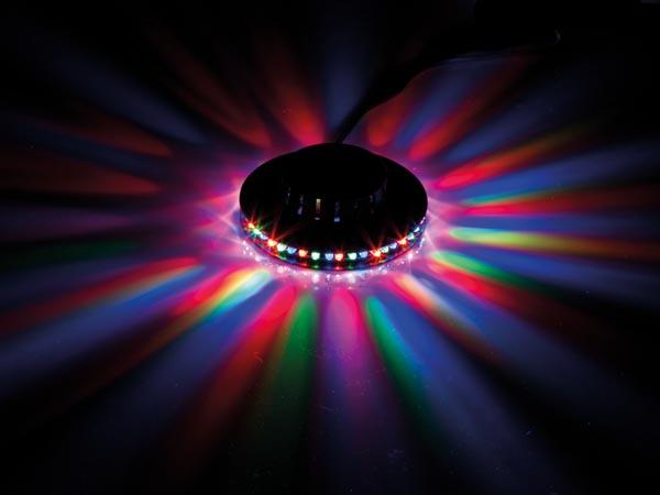 Iluminaci n disco con leds estrella djmania - Iluminacion con led ...