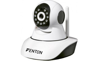 Fenton HD IP Camera Indoor 1MP 720P Pan/Tilt