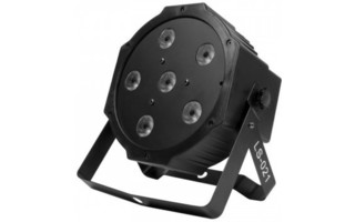 Foco Mini PAR LED 6x10W con batería LightSide