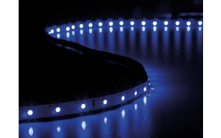 FLEXIBLE LED STRIP - ULTRAVIOLET - 300 LEDs - 5 m - 24 V