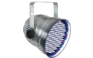 Imagenes de Showtec LED Par 56 Short Eco plata