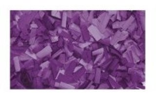 Showtec Recarga Confeti rectangular 55x17mm Morado
