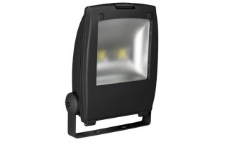 Proyector LED profesional para exteriores - 100 W EpiStar CHIP - 3800 K - color negro