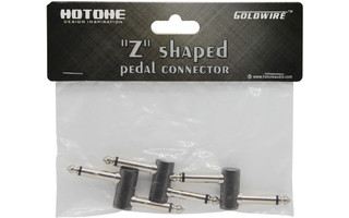HOTONE Z SHAPED CONNECTOR (PACK 3 U)