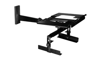 "Soporte de pared para TV - Máx 25"" - Máx. 60 Kg  - 430 x 302 x 80 / 120 mm"