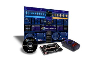 DJ Tech DJ Mouse Deckadance