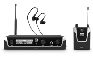 LD Systems U508 IEM HP