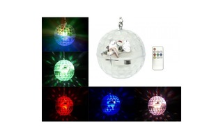 LED GLASS BALL LIGHTSIDE