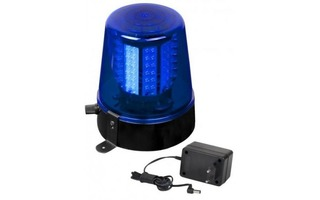 JB Systems LED Police Light Azul