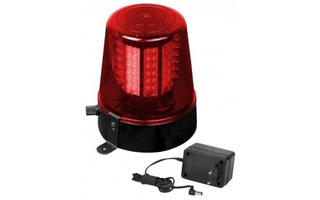 JB Systems LED Police Light Rojo