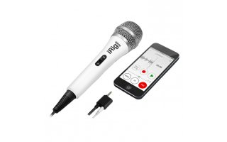 IK Multimedia iRig VOICE (Blanco)
