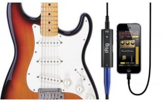 Imagenes de IK Multimedia IRIG HD