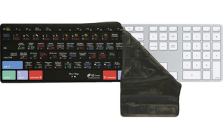 MAGMA LOGIC KEYBOARD COVER NEW ALU