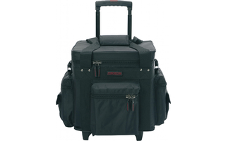 Magma LP Bag 100 Trolley Black/Red