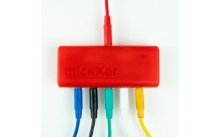 myVolts mickXer color rojo