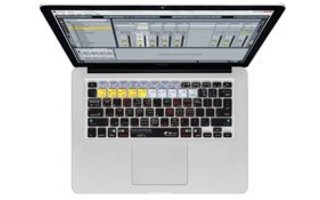 ABLETON LIVE 9 KEYBOARD COVER MACBOOK/MACBOOK PRO