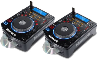Numark NDX 500 SET CD DJ