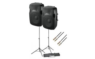 Disco Movil XTK10A 300W RMS