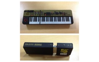 Pendrive 2GB - Korg KingKORG