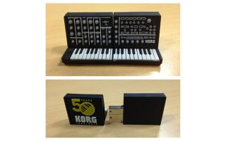Pendrive 2GB - Korg MS-20 Mini