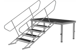 Imagenes de Power Dynamics Escaleras Ajustables 60 - 100cm